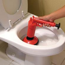 WC-dugulás elhárítása, ahogy a szakember csinálja