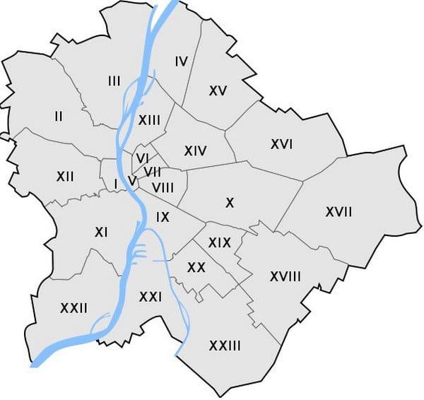 Duguláselhárítás Budapest kerületek
