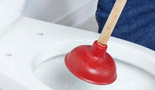 Duguláselhárítás - WC pumpa